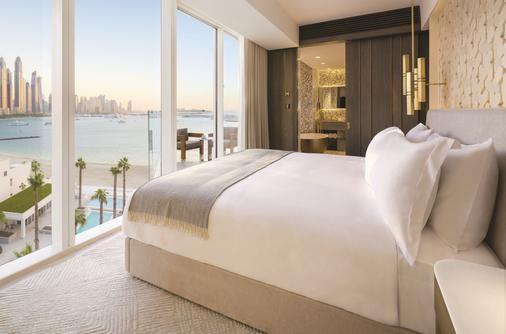 迪拜卓美亚棕榈岛五酒店 - 迪拜 - 睡房