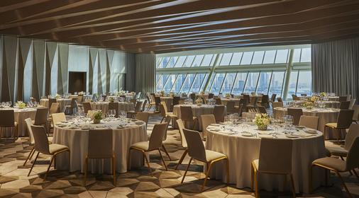 迪拜卓美亚棕榈岛五酒店 - 迪拜 - 宴会厅