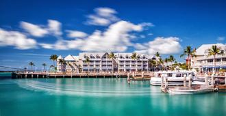 Opal Key Resort & Marina - 基韦斯特 - 户外景观