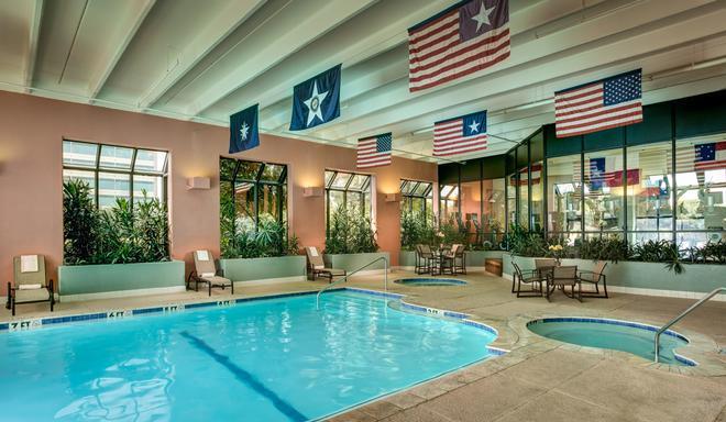 休斯敦万豪韦斯特彻斯酒店 - 休斯顿 - 游泳池
