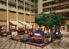 休斯敦万豪韦斯特彻斯酒店 - 休斯顿 - 大厅