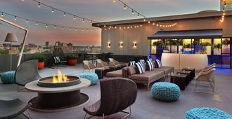 波士顿雷迪森酒店 - 波士顿 - 露天屋顶