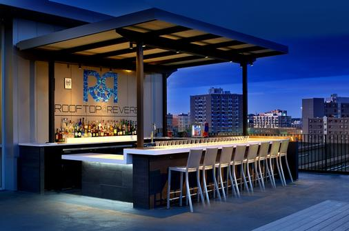波士顿雷迪森酒店 - 波士顿 - 酒吧