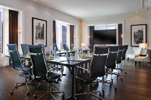 多伦多特朗普国际大厦酒店 - 多伦多 - 会议室