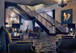 多伦多特朗普国际大厦酒店 - 多伦多 - 大厅