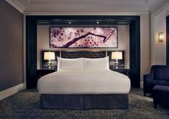 多伦多特朗普国际大厦酒店 - 多伦多 - 睡房