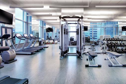 多伦多特朗普国际大厦酒店 - 多伦多 - 健身房