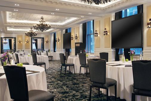 多伦多特朗普国际大厦酒店 - 多伦多 - 宴会厅