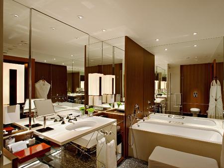 莫斯科柏悦酒店 - 莫斯科 - 浴室
