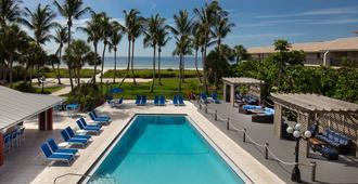 萨尼贝尔岛海滩度假酒店 - 萨尼贝尔岛 - 游泳池
