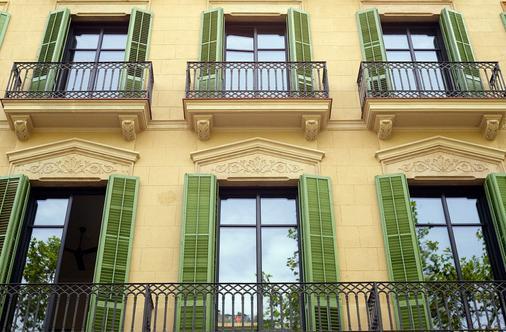 卡萨博馁酒店 - 巴塞罗那 - 建筑