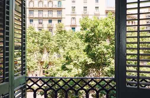 卡萨博馁酒店 - 巴塞罗那 - 阳台