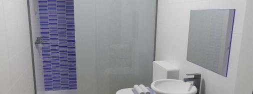 伊维萨普莱雅索尔酒店 - 仅限成人入住 - 伊维萨镇 - 浴室