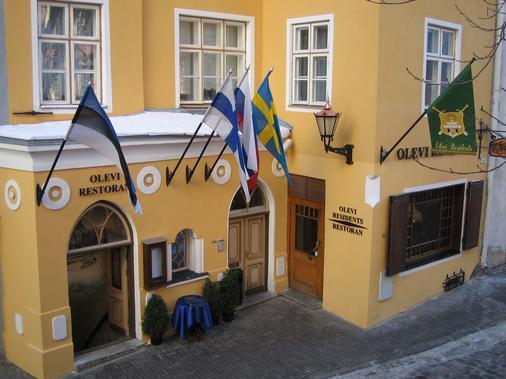 奥利沃酒店 - 塔林 - 建筑