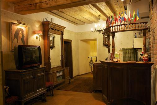 奥利沃酒店 - 塔林 - 柜台
