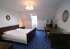 奥利沃酒店 - 塔林 - 睡房