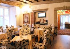 圣哥达酒店 - 塔林 - 餐馆