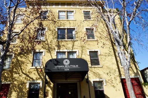 都市精品酒店 - 圣地亚哥 - 建筑