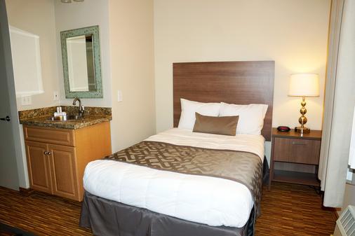 都市精品酒店 - 圣地亚哥 - 睡房
