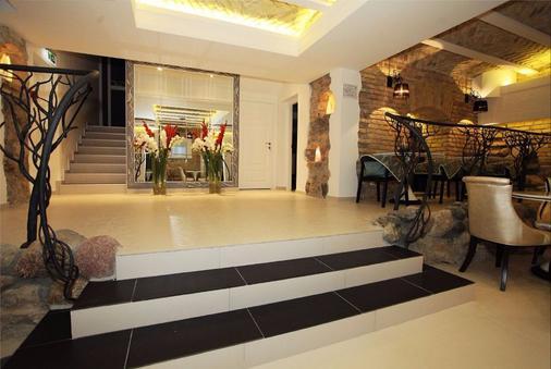 月亮花园艺术酒店 - 维尔纽斯 - 大厅