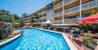 海滩俱乐部酒店 - 劳德代尔堡 - 游泳池