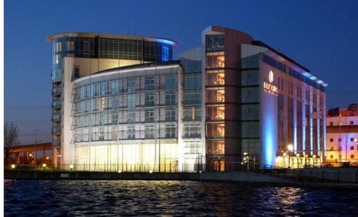 伦敦超越希尔顿逸林酒店 - 伦敦 - 建筑