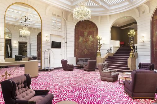 法兰西酒店 - 南特 - 门厅