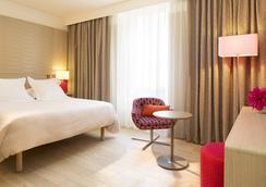 法兰西酒店 - 南特 - 睡房