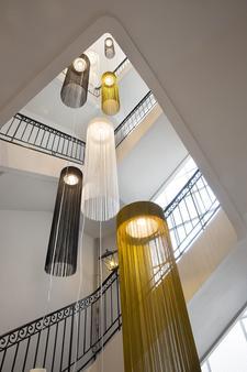 法兰西酒店 - 南特 - 楼梯