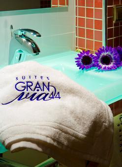 格兰大道44号套房酒店 - 格拉纳达 - 浴室