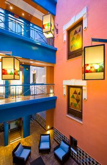 格兰大道44号套房酒店 - 格拉纳达 - 大厅
