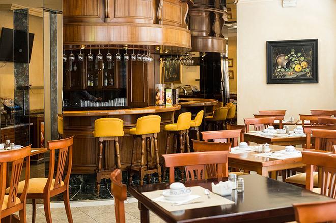 道罗酒店 - 格拉纳达 - 酒吧