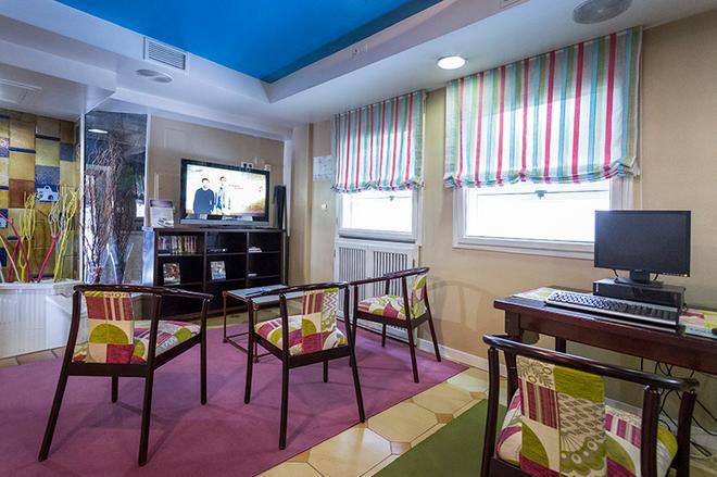 道罗酒店 - 格拉纳达 - 商务中心
