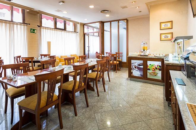 道罗酒店 - 格拉纳达 - 餐厅