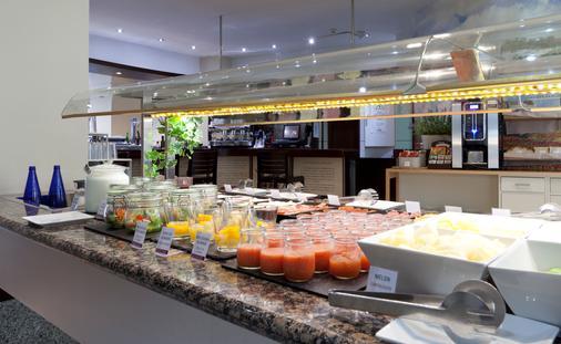 圣胡安德洛斯雷耶斯酒店 - 托莱多 - 自助餐