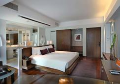 芭堤雅阿玛瑞海景酒店 - 芭堤雅 - 睡房