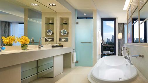 芭堤雅阿玛瑞海景酒店 - 芭堤雅 - 浴室