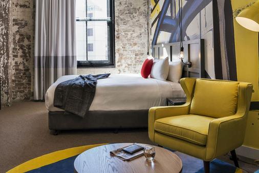 1888酒店 - 悉尼 - 睡房