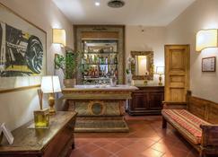 马基雅弗利宫酒店 - 佛罗伦萨 - 酒吧