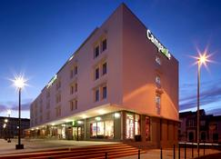 康铂酒店-阿莱斯中心-塞文山脉 - 阿莱斯 - 建筑