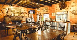 巴弗洛旅馆脚踏车度假村 - 科罗拉多斯普林斯 - 餐馆
