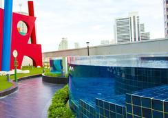 S31 Sukhumvit Hotel - 曼谷 - 游泳池