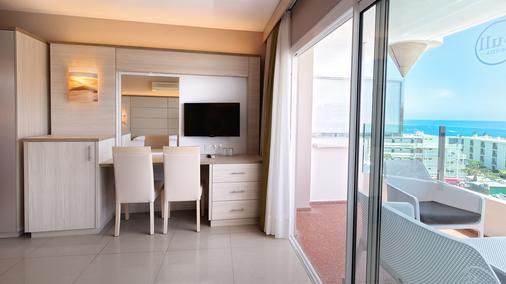 Bull Escorial & Spa - 马斯帕洛马斯 - 客房设施