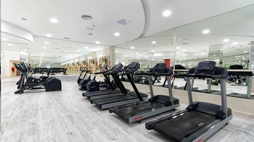 Bull Escorial & Spa - 马斯帕洛马斯 - 健身房
