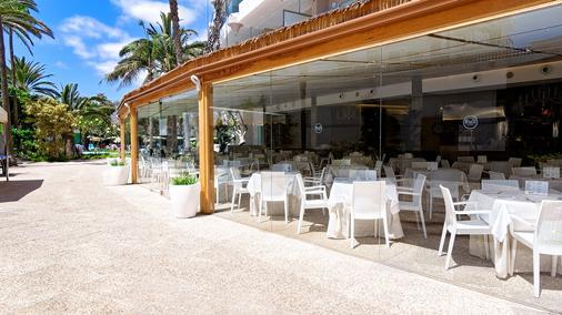 Bull Escorial & Spa - 马斯帕洛马斯 - 餐馆