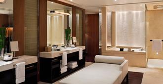 北京柏悦酒店 - 北京 - 浴室