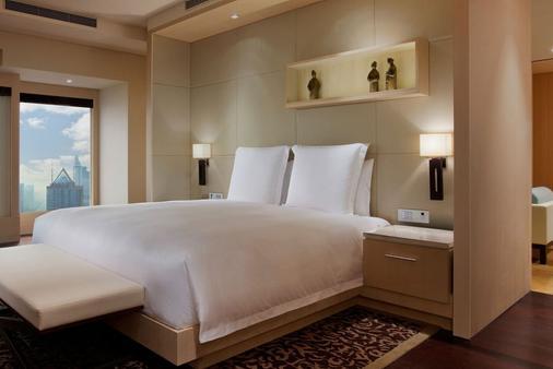 北京柏悦酒店 - 北京 - 睡房