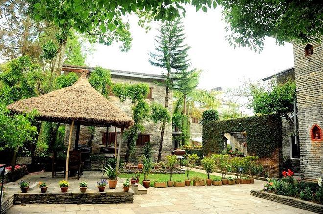 妈妈的花园度假村 - 博卡拉 - 建筑
