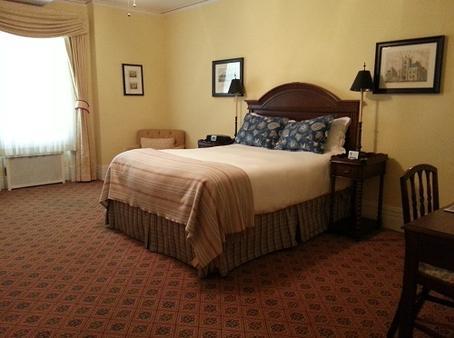 旧金山大学俱乐部酒店 - 旧金山 - 睡房