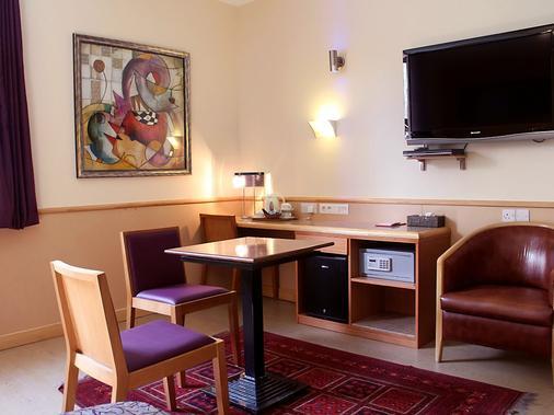 欧洲旅行普瑞米尔酒店 - 塔桥 - 伦敦 - 餐厅